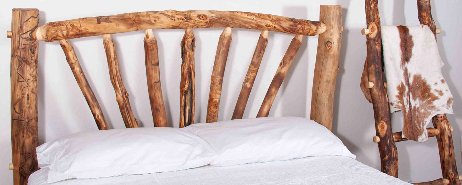 Rustic Wood Furniture Log Reclaimed Wood Barnwood Aspen Br